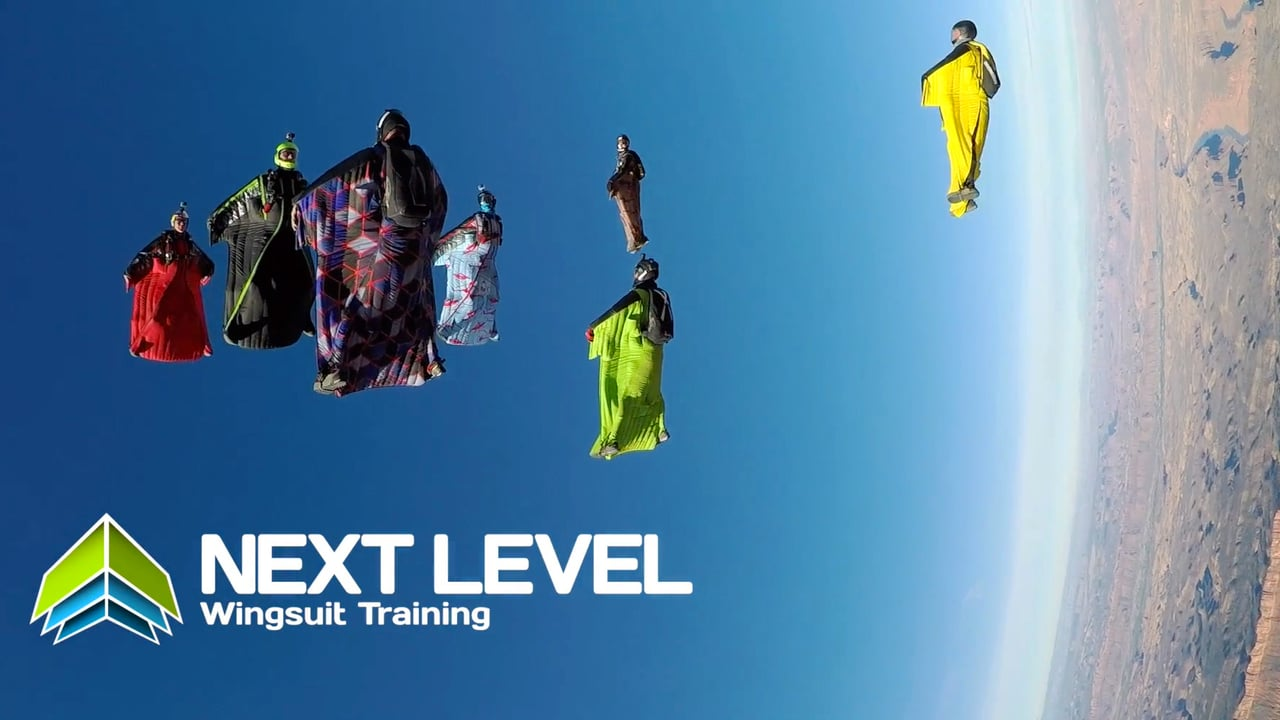 Next Level Wingsuit Training